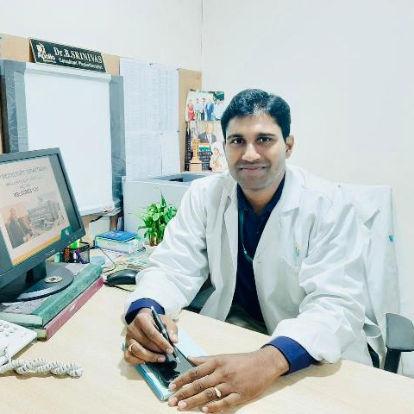 Dr. B Srinivas, Physiotherapist And Rehabilitation Specialist Online