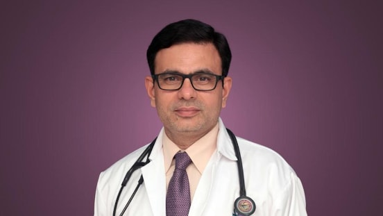 Dr. Krishnamoorthy S, General Physician/ Internal Medicine Specialist Online