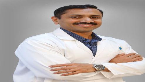 Dr. Kishore V Alapati