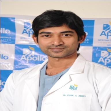Dr. C Vivekananda Reddy, Orthopaedician Online