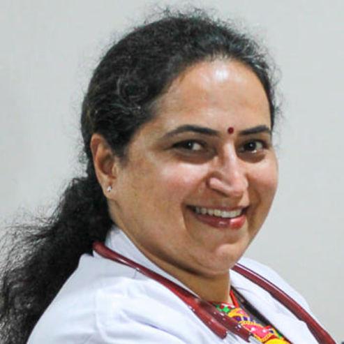 Dr. Kavita Manwani, General Physician/ Internal Medicine Specialist Online