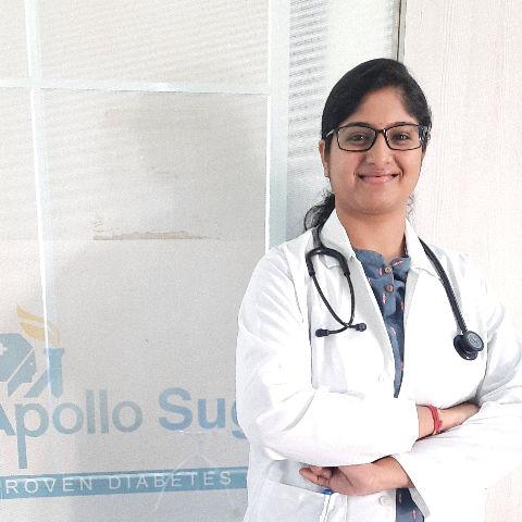 Dr. Vennela Devarapalli, Diabetologist Online