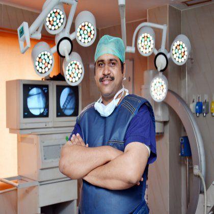 Dr. Ravi Chandra Vattipalli, Orthopaedician Online