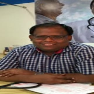 Dr. Manikandan R M, Endocrinologist Online