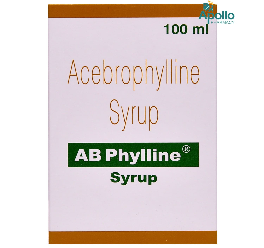 AB PHYLLINE SYRUP 100ML
