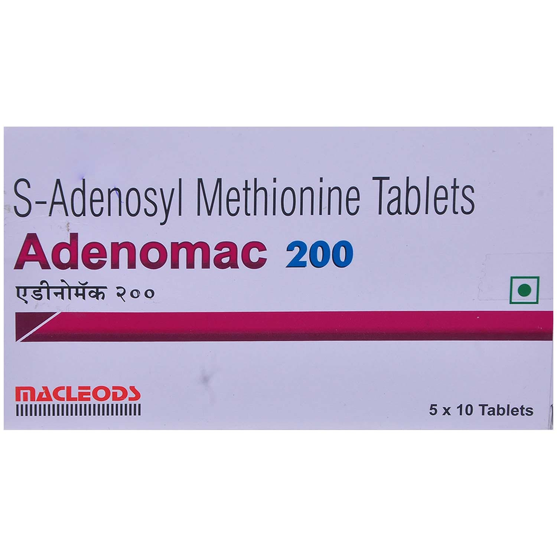 ADENOMAC 200MG TABLET