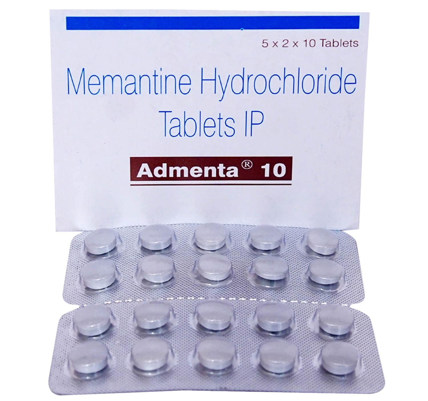 Admenta 10 Tablet 10's