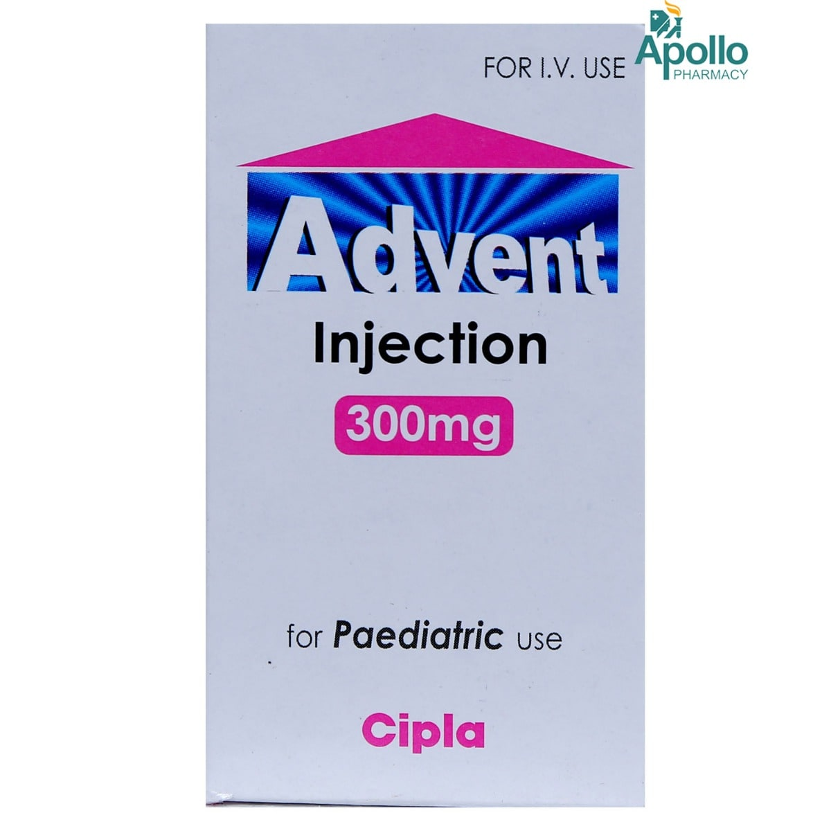ADVENT 300MG INJECTION