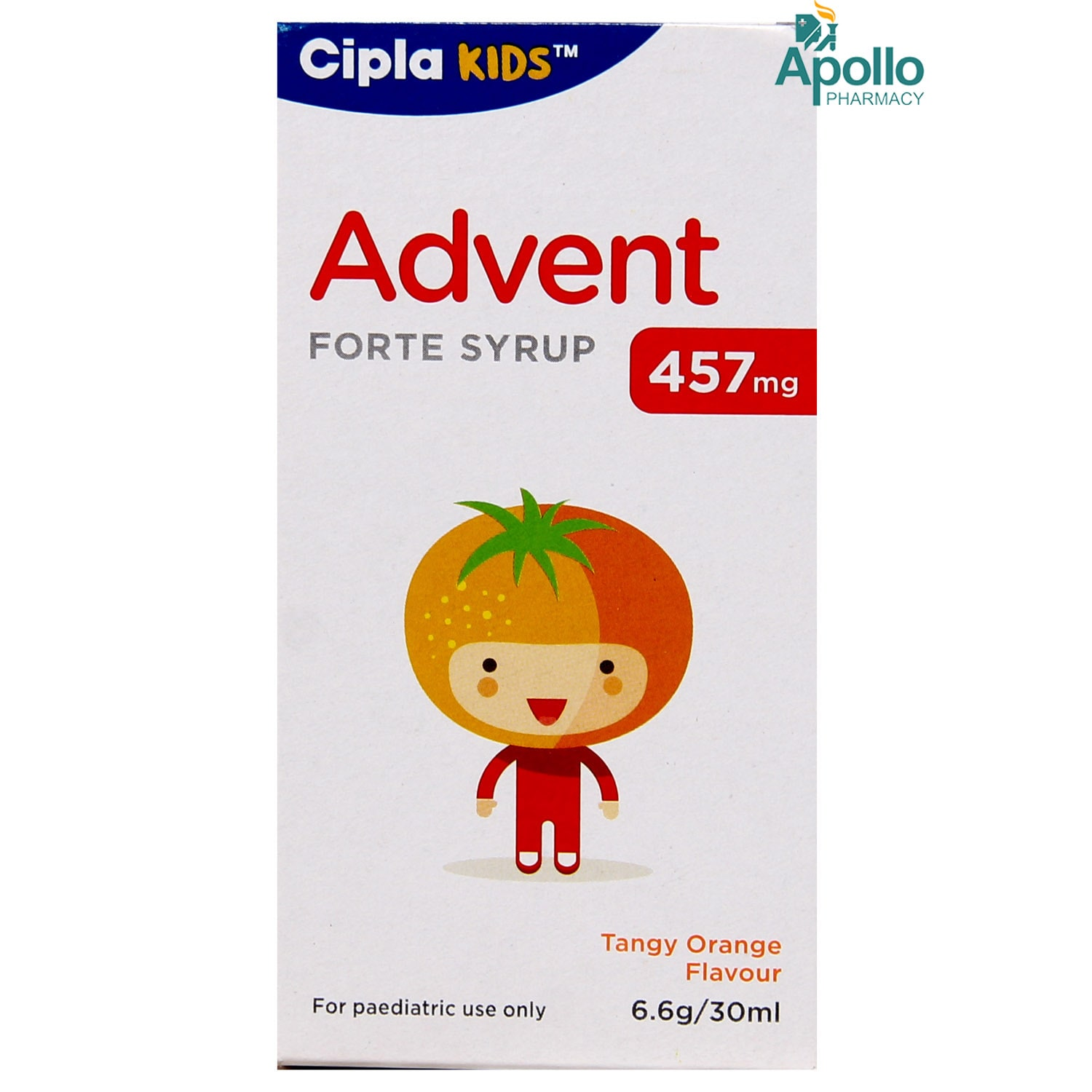 Advent Forte Syrup 30 ml
