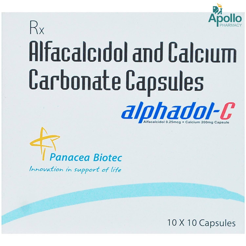 ALPHADOL C CAPSULE