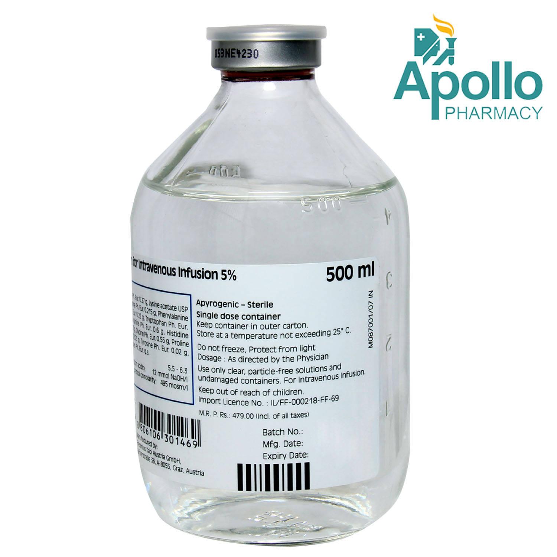 Fresenius Aminoven 5% 500ml