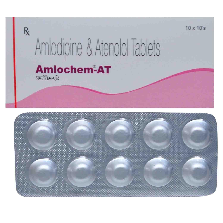 Amlochem AT Tablet 10's