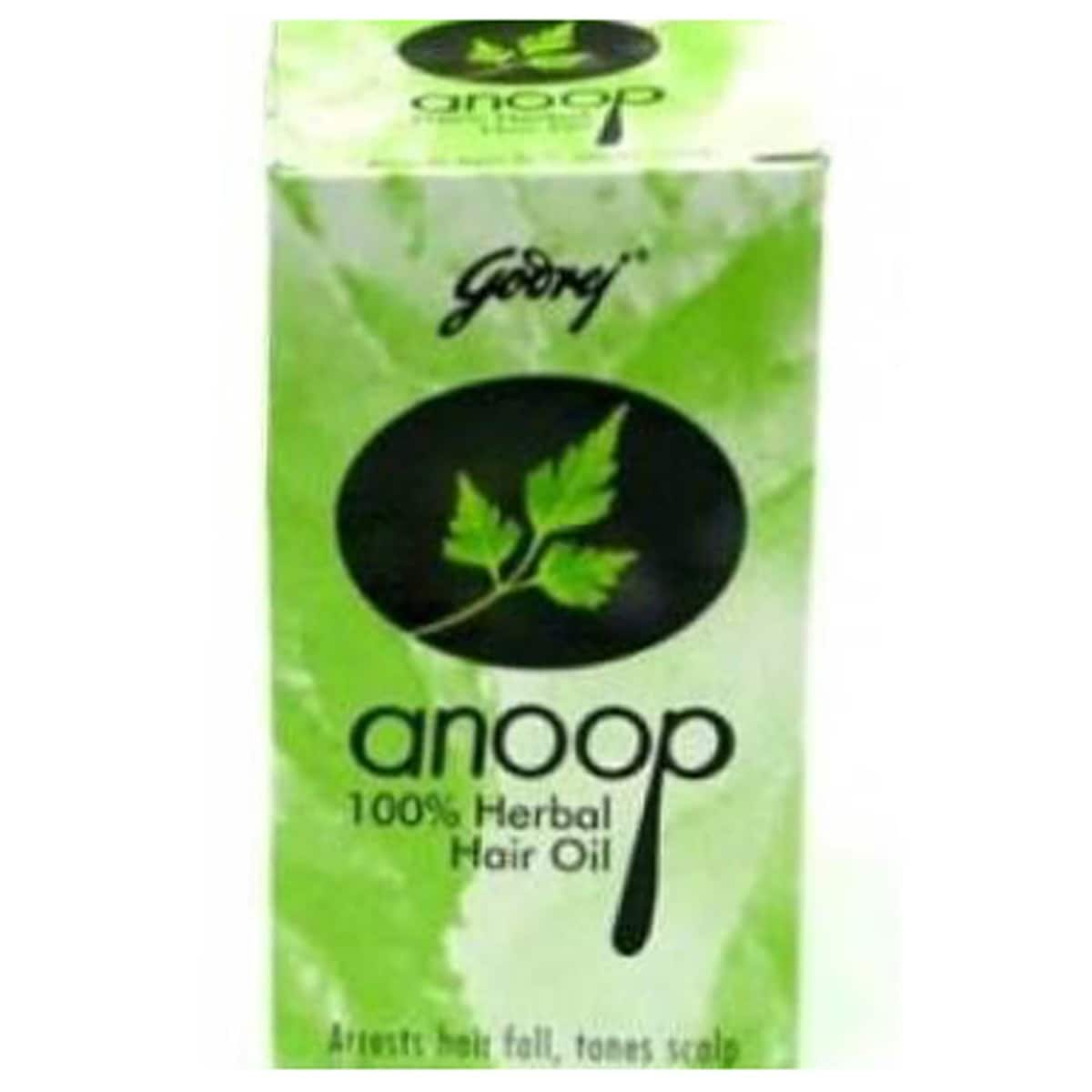 Godrej Anoop Herbal Hair Oil, 50 ml