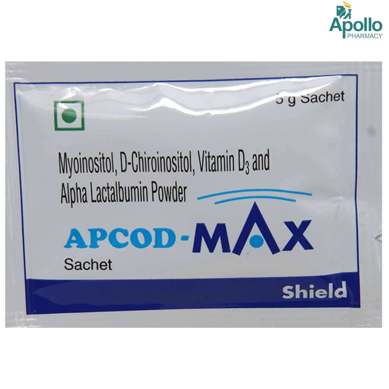 Apcod-Max Sachet 5gm