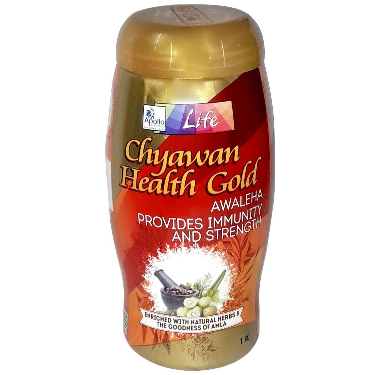 Apollo Life Chyawan Health Gold, 1 Kg