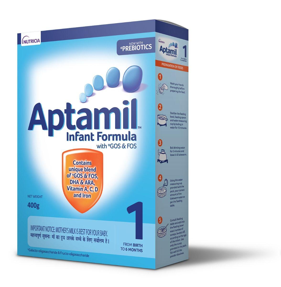 Aptamil Stage 1 Refill 400g