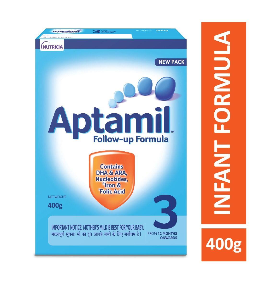 Aptamil Stage 3 Refill 400g