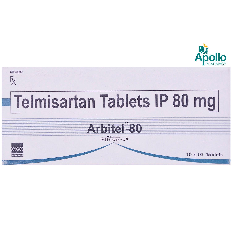 Arbitel-80 Tablet 10's