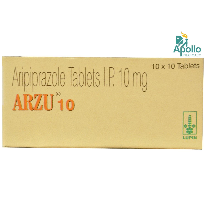 ARZU 10MG TABLET