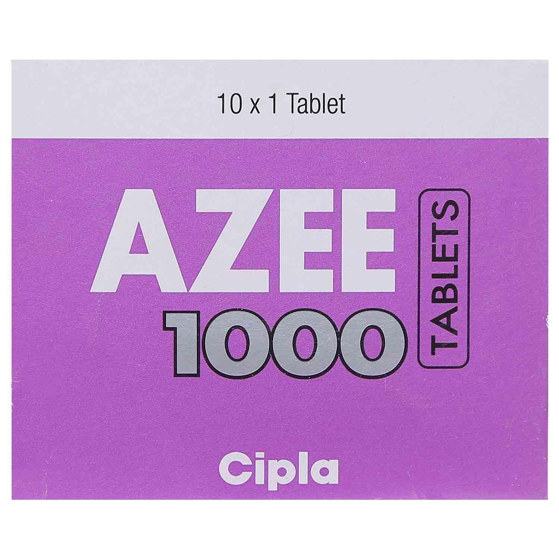 AZEE 1000MG TABLET