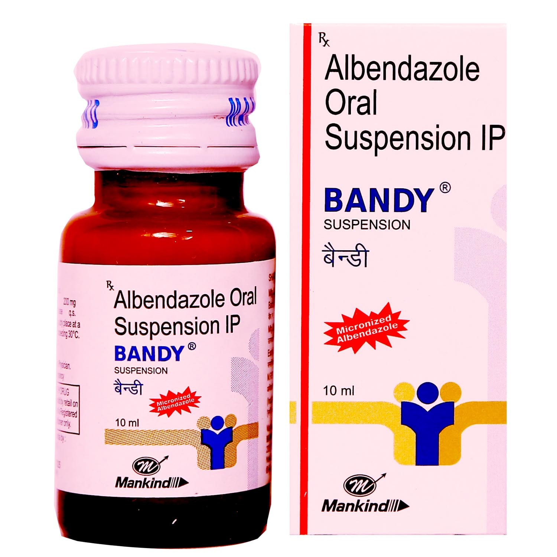 Bandy Suspension 10ml
