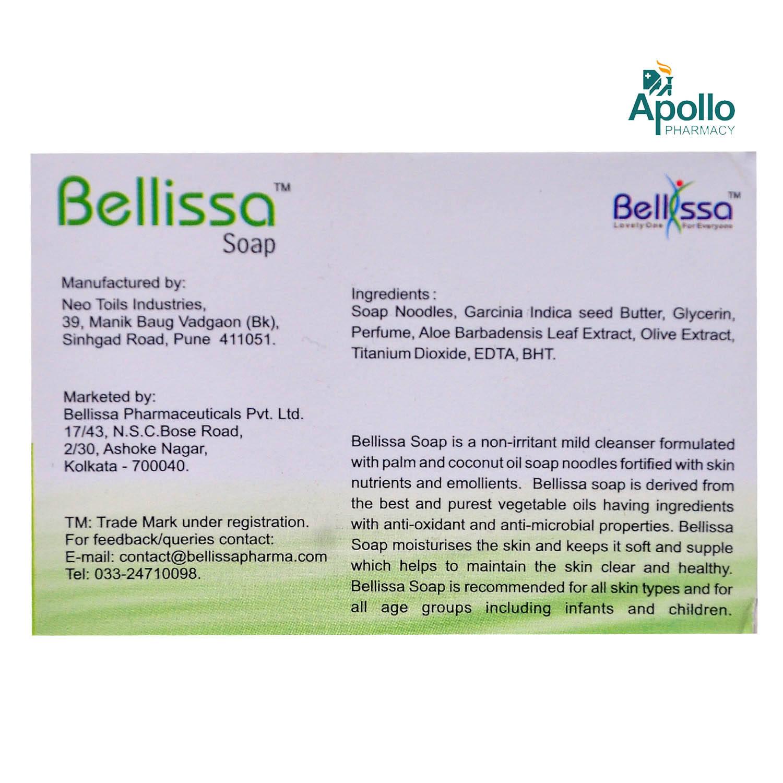 Bellissa Soap 75 gm