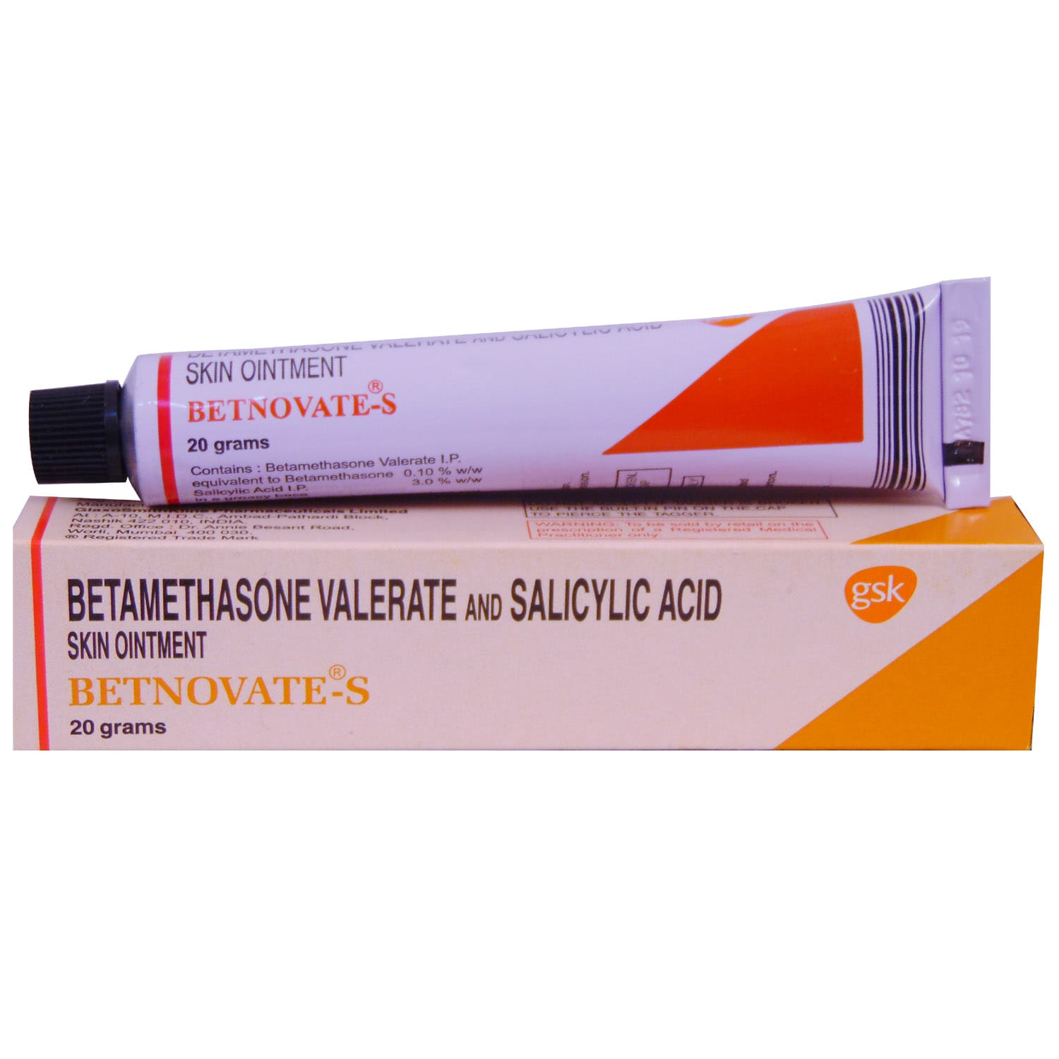 Betnovate S Ointment 20 gm