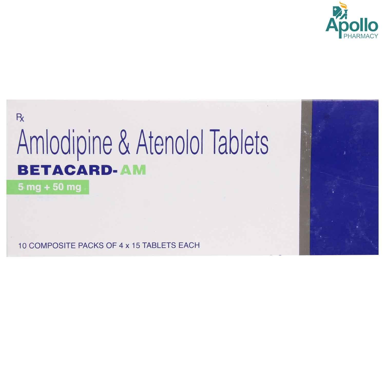 Betacard-AM Tablet 15's
