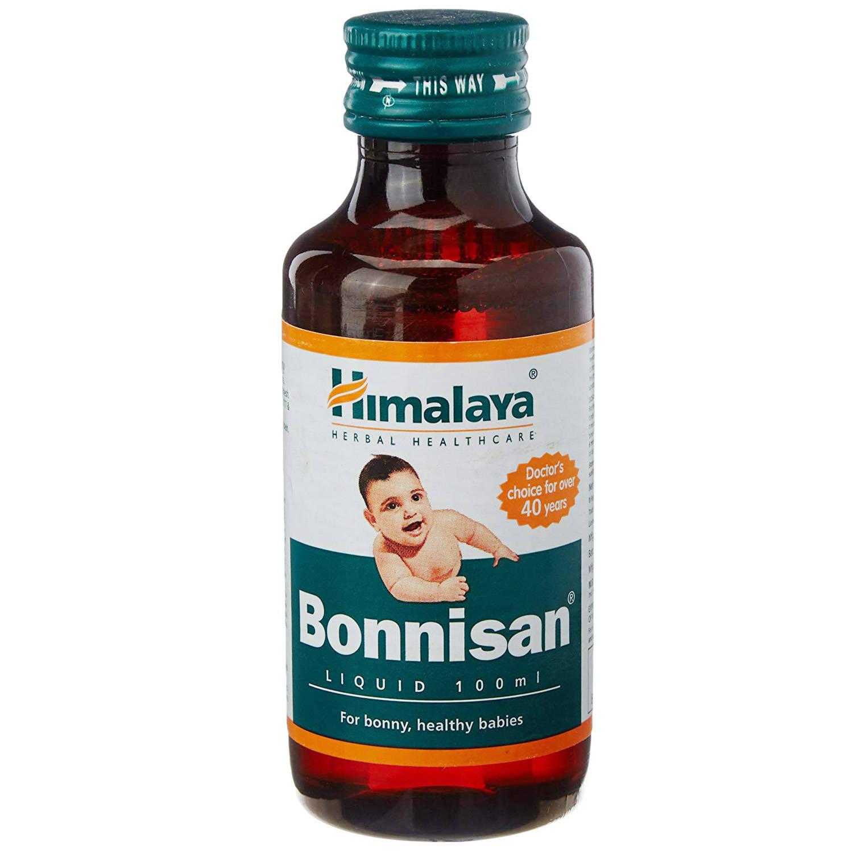 Himalaya Bonnisan Liquid, 100 ml