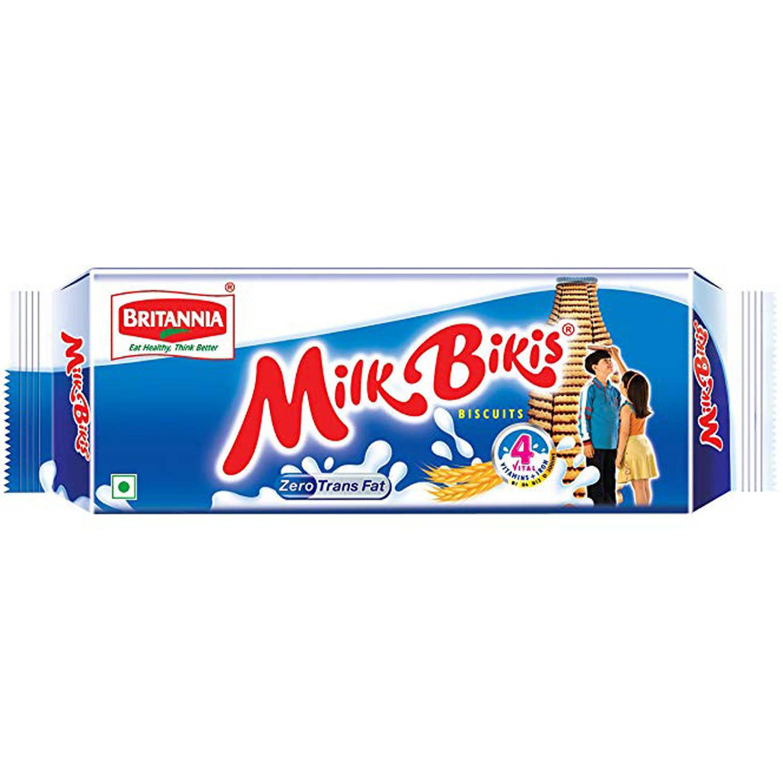 Britannia Milk Bikis Biscuits, 150 gm