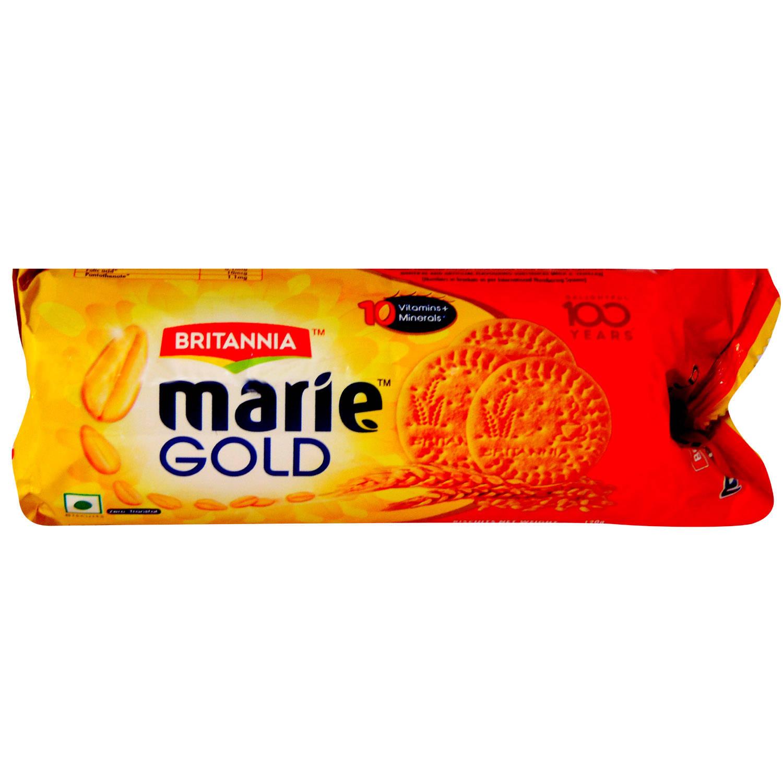 Britannia Marie Gold Biscuits, 120 gm