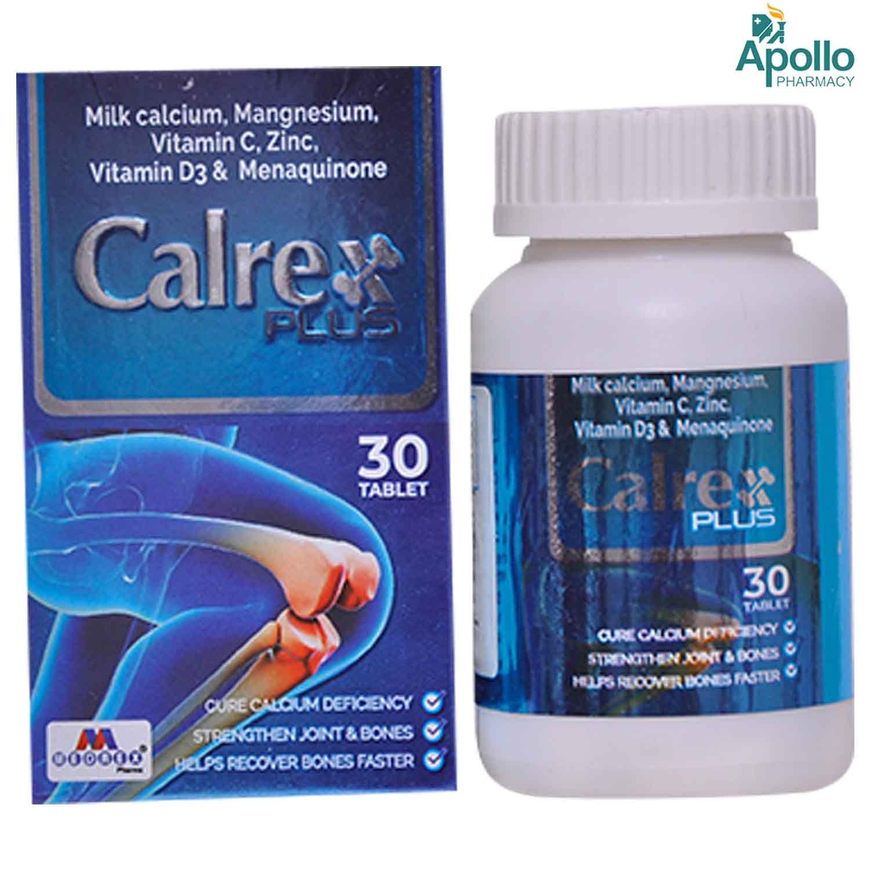 Calrex Plus Tablet 30's