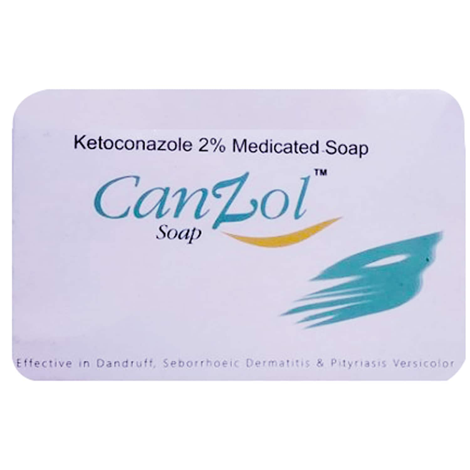 Canzol Soap, 75 gm