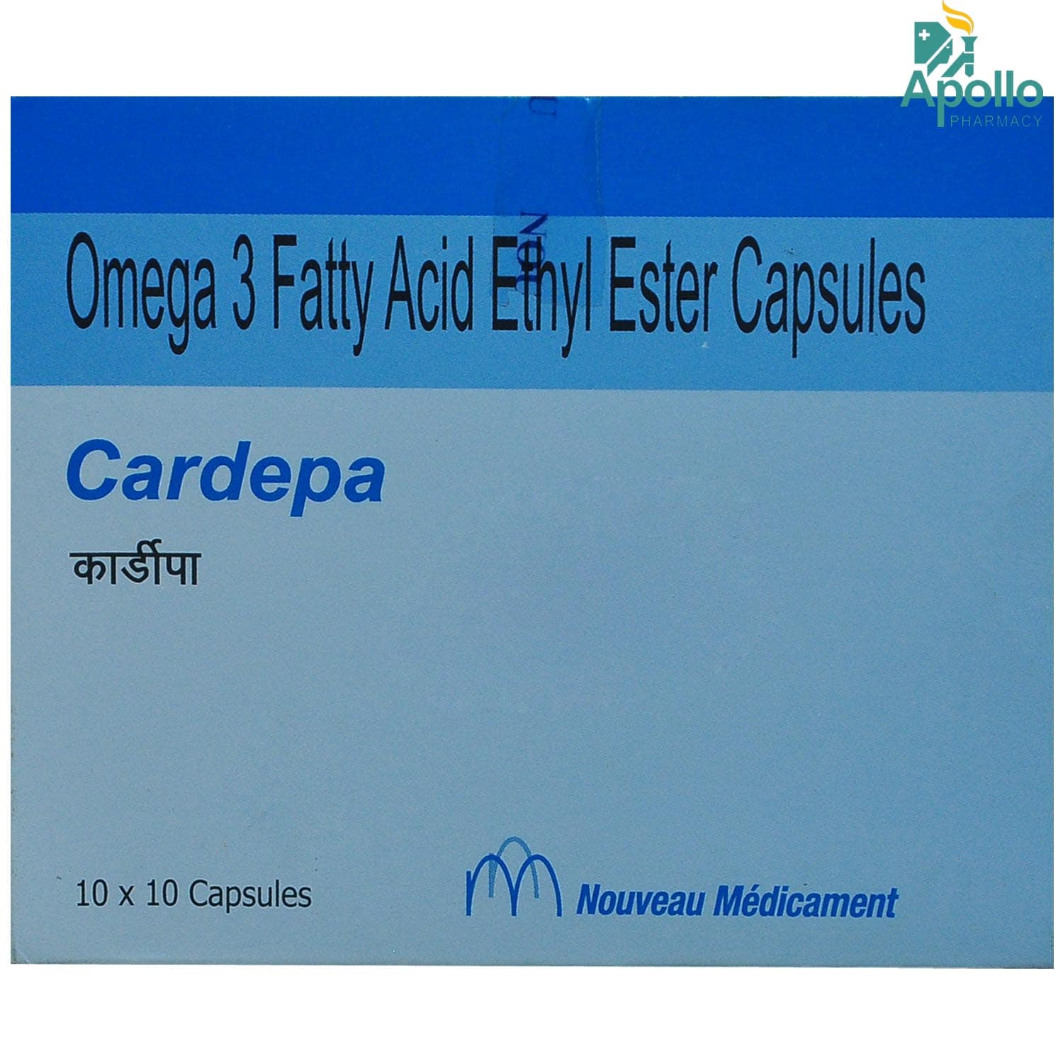 CARDEPA TABLET