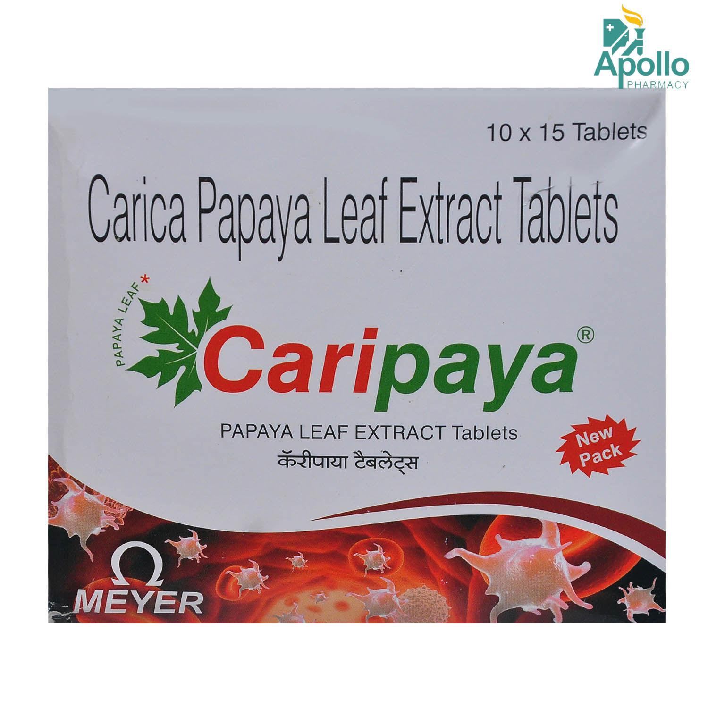 CARIPAYA TABLET 15'S