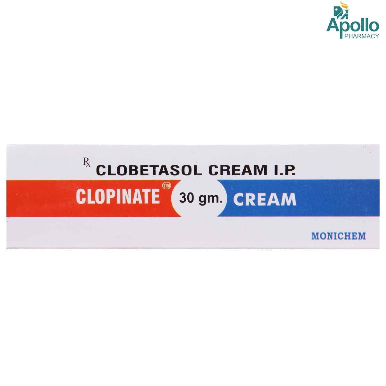 CLOPINATE CREAM 30GM