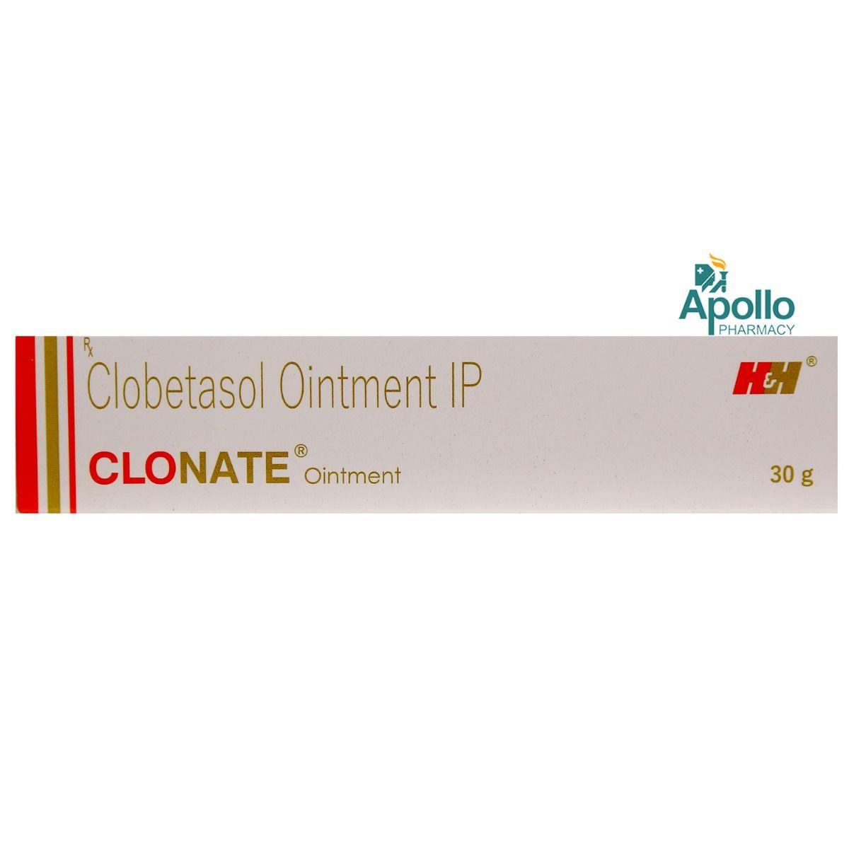 Clonate Ointment 30 gm