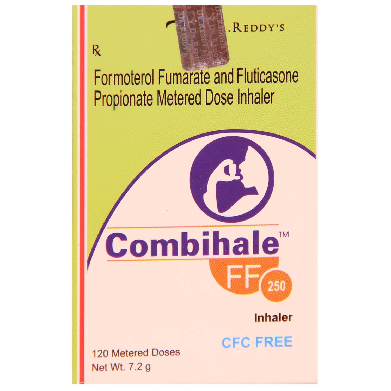 Combihale FF 250mcg Inhaler 7.2gm