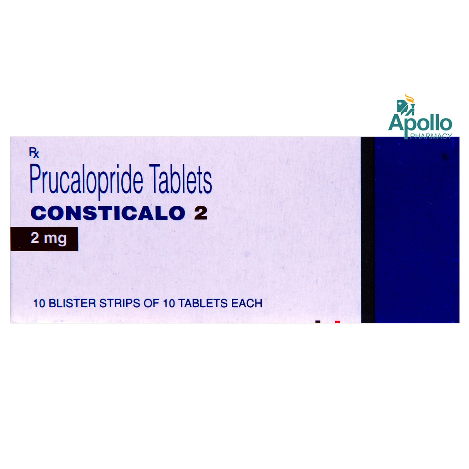 CONSTICALO 2MG TABLET 10'S