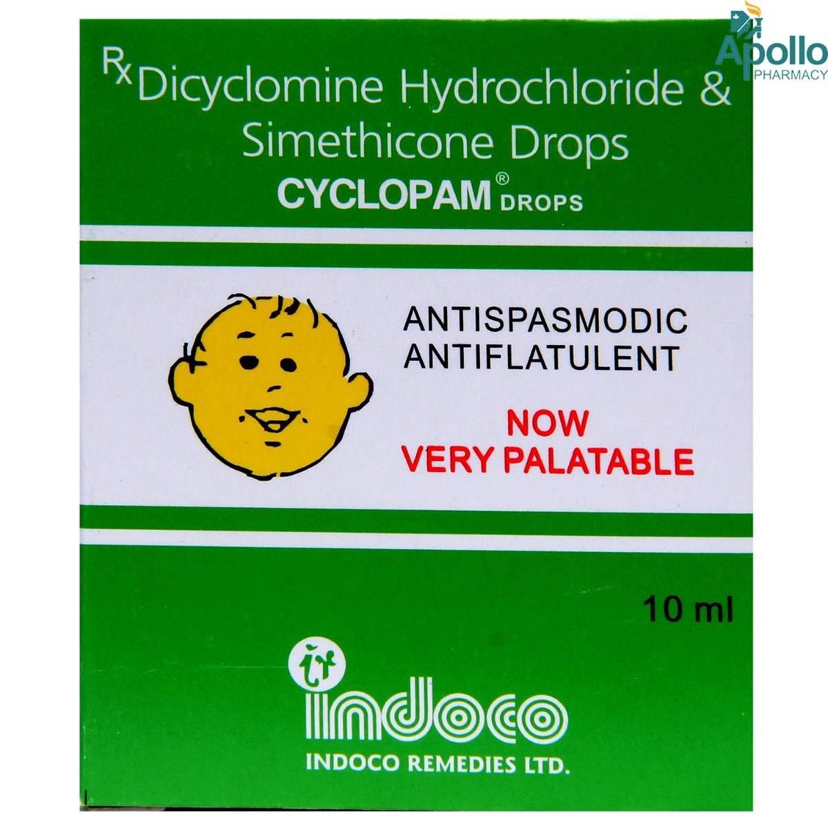 CYCLOPAM DROPS 10 ml