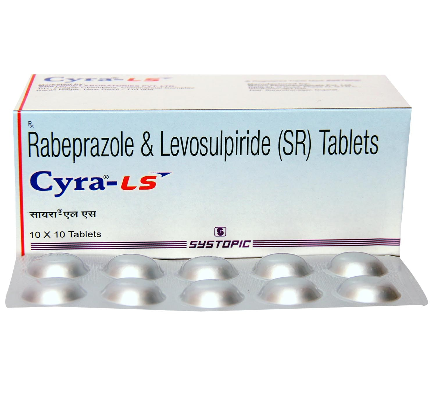 Cyra-LS Tablet 10's