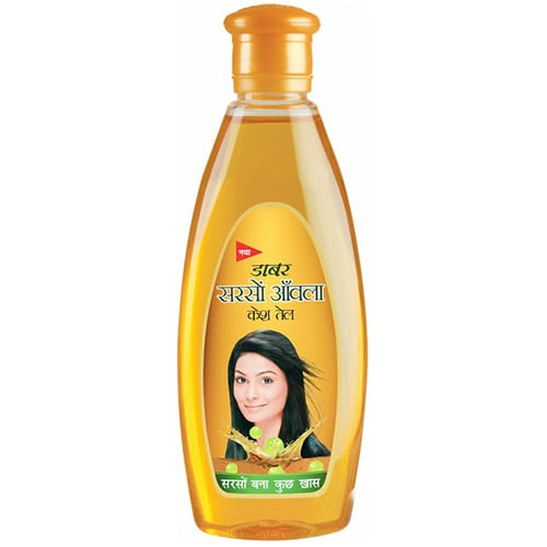 Dabur Sarson Amla Hair Oil, 200 ml