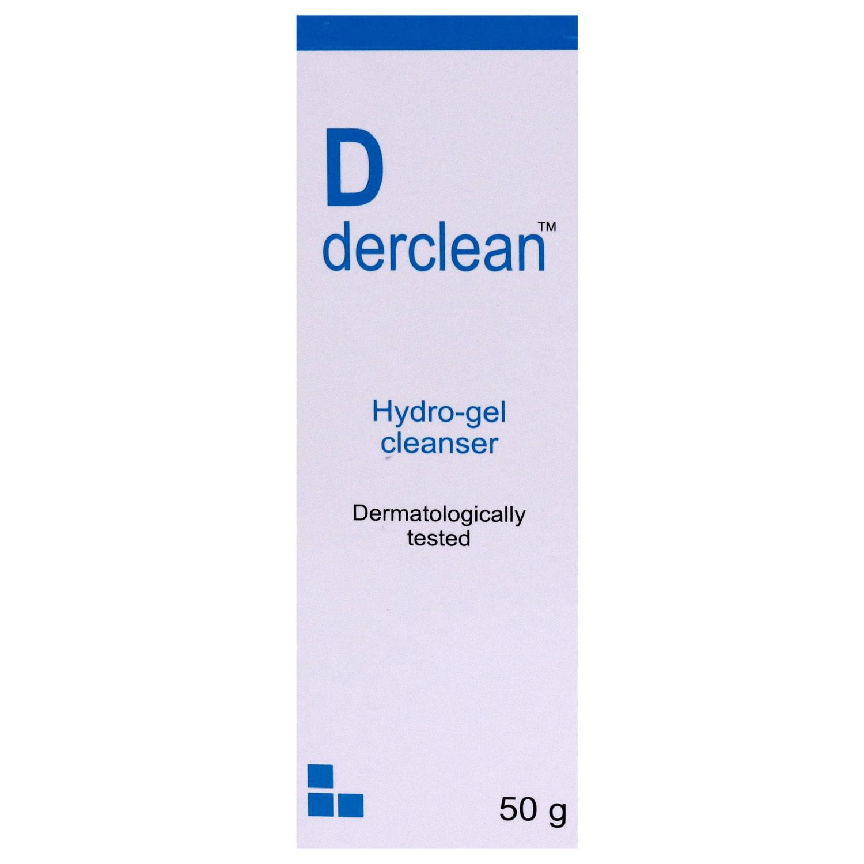 Derclean Hydro Gel Cleanser 50 gm