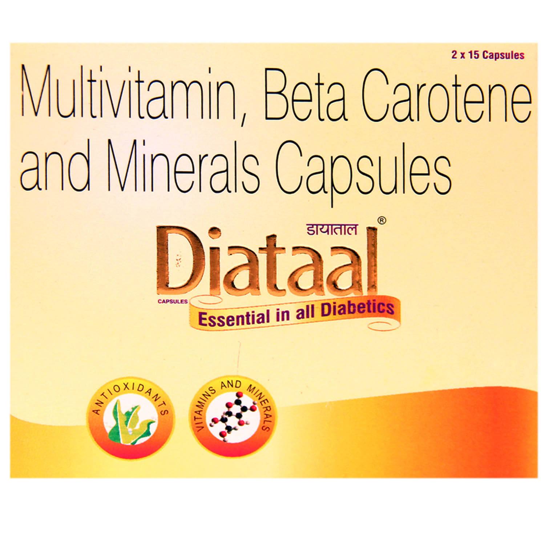 Diataal Capsule 15'S