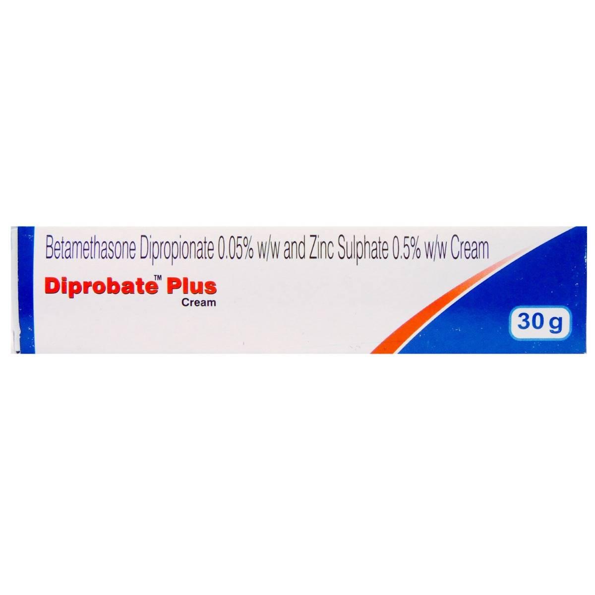 Diprobate Plus Cream 30gm