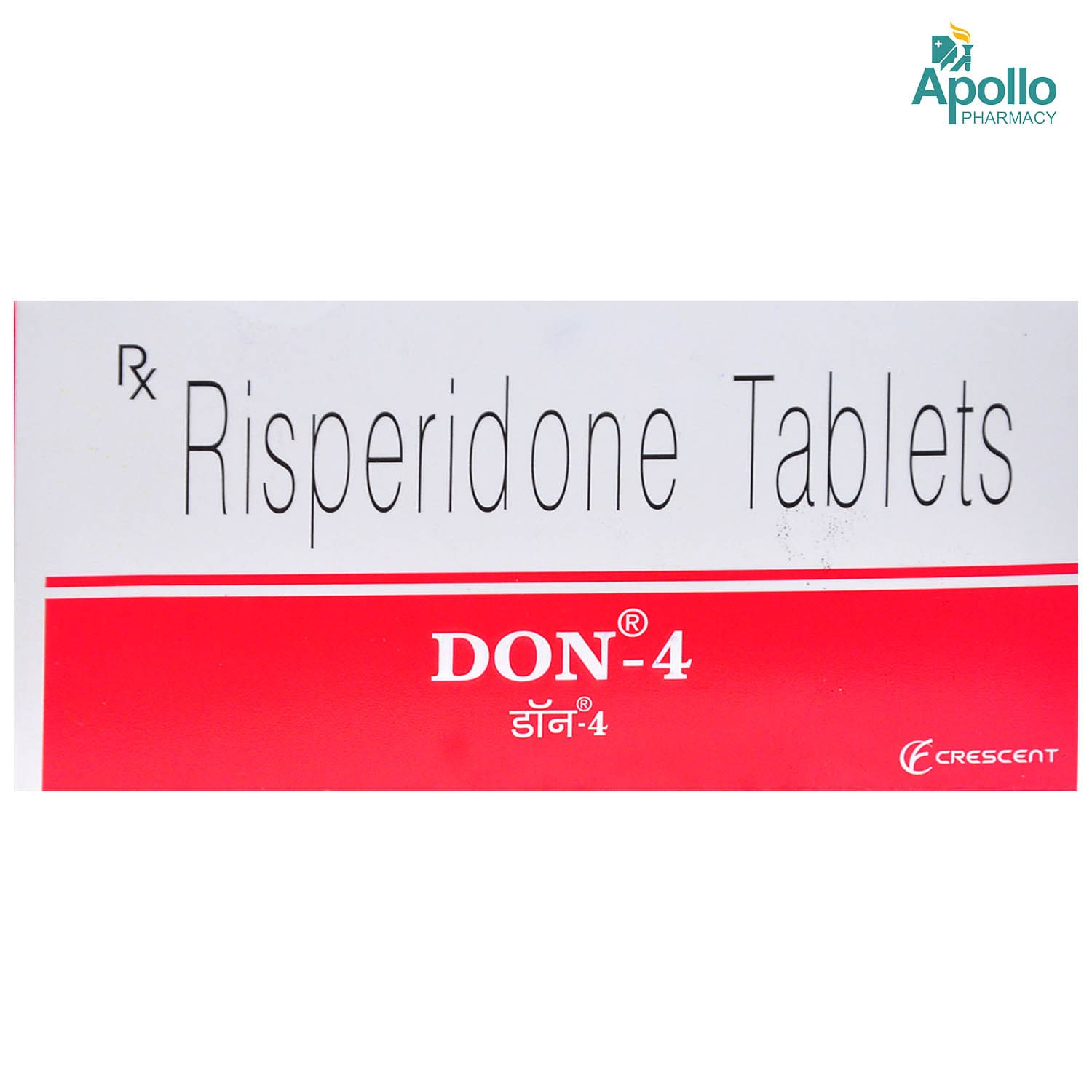 DON 4MG TABLET