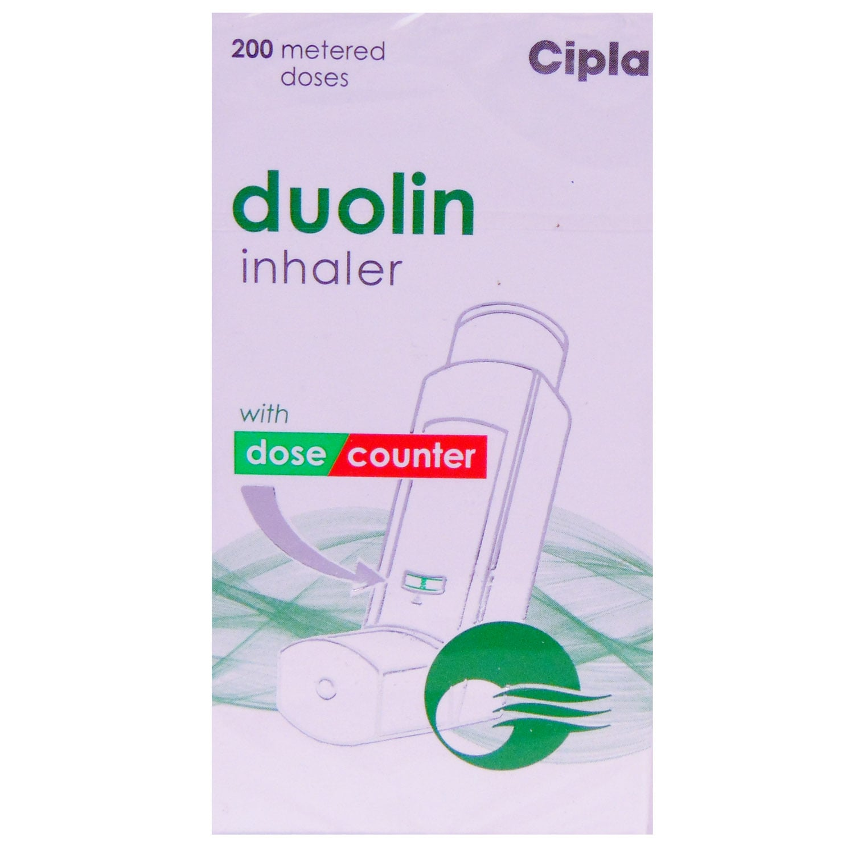 Duolin Inhaler