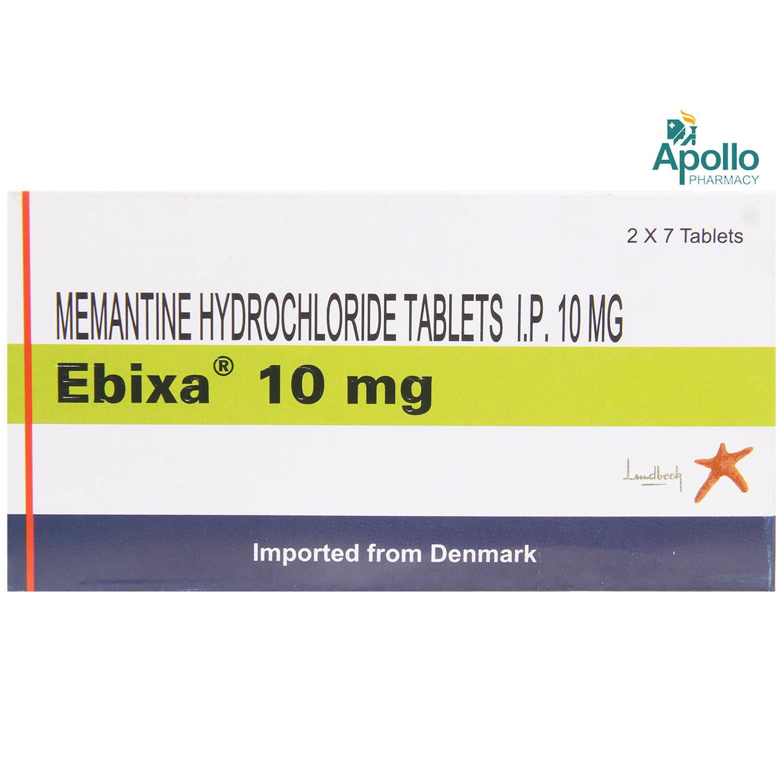 Ebixa 10mg Tablet 7's