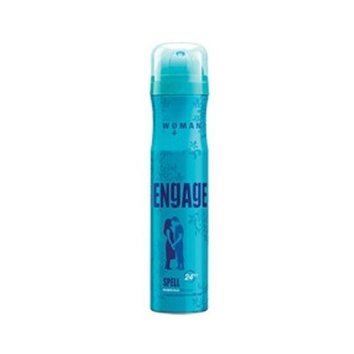 Engage Spell Deodorant Body Spray For Women, 165 ml