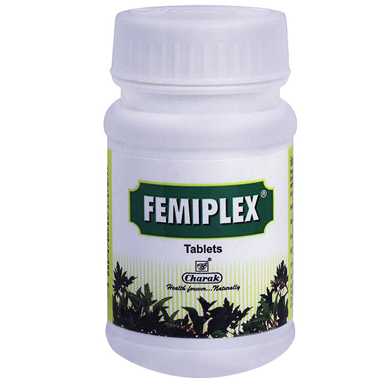 Charak Femiplex, 75 Tablets